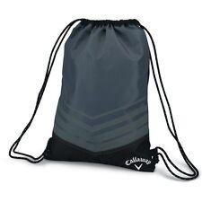 Callaway Golf Sport Drawstring Backpack Grey/Black Luggage