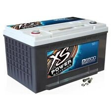 Xs Power D6500 65 Agm Battery Ma: 3900A Ca: 1070 Ah: 75 3000W / 4000W