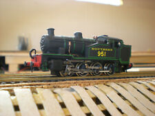 N Gauge Lytchett Manor / Graham Farish SR 0-8-0 Class Z Tank Loco (GOOD RUNNER)