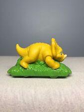 1997 Burger King Land Before Time Dinosaur Wind up Toy Figure Cera L@@K