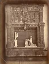 France, Nancy, Musée Lorrain, tombeau du duc René II de Lorraine, Mansuy Gauvain