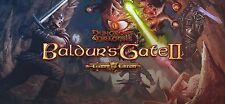 BALDUR'S GATE 2 II ENHANCED EDITION [PC] STEAM key