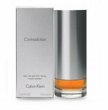 CONTRADICTION Calvin Klein 3.4 oz EDP eau de parfum Women's Spray Perfume NIB
