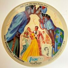 Enric Madriguera and his Orchestra 78 Picture Disc Vem Vem / Mujercita R776 1947