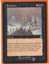 MTG Magic  Urza's Destiny  4 x ERADICATE  Uncommon Sorcery Never Played Play Set