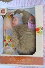 """Pjs WOW ♥ ♥ ANNE GEDDES Poupée ♥ ♥ bébé hérisson ♥ ♥ 9 """" / 23cm bean rempli collection"""