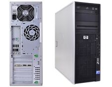 HP Z400 WORKSTATION XEON HEXA CORE 2.93GHZ 24GB RAM  QUADRO 2000 3D GRAPHIC