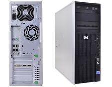 HP Z400 WORKSTATION XEON HEXA CORE 2.66GHZ 24GB RAM  QUADRO 2000 3D GRAPHIC