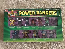 Bandai Power Rangers Figurine Collector Set One - Toy Action Figures