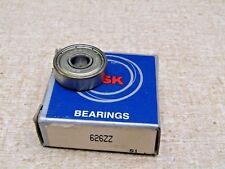 NSK 626 ZZ 6X19X6 mm Metal Shielded Bearing