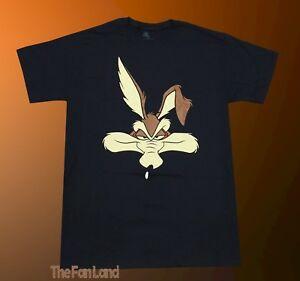 LOONEY TUNES femme Wile E Coyote effet vieilli T-Shirt
