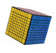 New!! Shengshou 10x10x10 Speed Cube Puzzle 10x10 ,Black