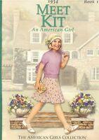 Meet Kit: An American Girl, 1934