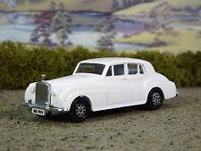R&L Diecast: Vintage Rolls Royce Silver Cloud, Seerol (Budgie), White Boxed