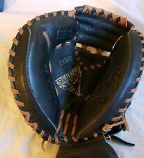 Rawlings Renegade Series Left Hand Throw Baseball Glove, Black