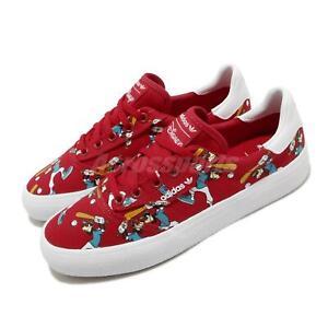 adidas Originals 3MC X Disney Sport Goofy Red White Men Women Unisex Shoe FV9881