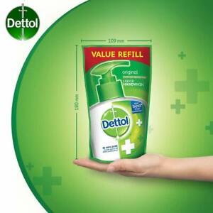 Dettol Liquid Handsoap Wash Soap Refill 100% Original - 175ml (6.17oz)