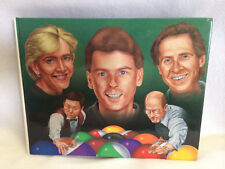 1999 Billiards Yearbook Carl Hungness Publishing Hard Cover Collectors Book
