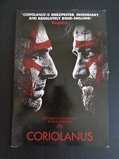 CORIOLANUS For Your Consideration FYC DVD Free Shipping PROMO Screener ESQUIRE