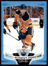 2019-20 UD OPC O-Pee-Chee Blue Border #130 Ryan Nugent-Hopkins - Edmonton Oilers