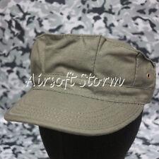 Airsoft Paintball Gear MIL-SPEC Marine Cadet Patrol Cap Hat Olive Drab OD