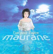 New: MAURANE: L'Un Pour L'Autre Import Audio CD