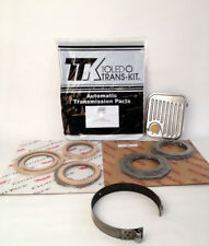 4L80E TRANSMISSION MASTER REBUILD KIT 1997 and UP GM WITH FILTER AND BAND 4L80