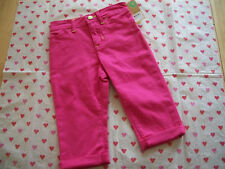 CARTER'S PINK JEANS PANTS  GIRLS 18 MONTHS NWT