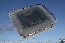 MPK 2753VPW Dachhaube Dachluke Dachfenster Rauchglas 28 x 28 mit Doppelplissee !