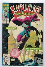 Sleepwalker Holiday Special #1 (Jan 1993, Marvel). *VF+