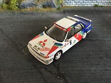 MITSUBISHI GALANT ERIKSSON RALLYE MONTE CARLO 1990 MC WRC RALLY MONTECARLO