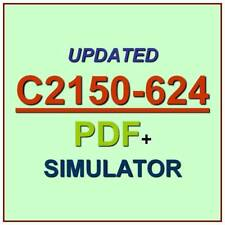 Latest IBM C2150-624 Verified Practice Test Exam QA PDF+Simulator