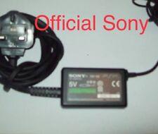 UFFICIALE Sony PSP Alimentatore, PSP Caricabatterie, Adattatore, PSU con spina UK
