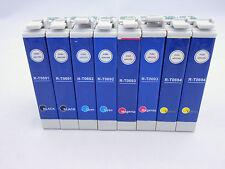 T0691 - T0694 BK C M Y Ink Cartridge for Epson CX9400 CX8400 CX7400 NX515 NX415