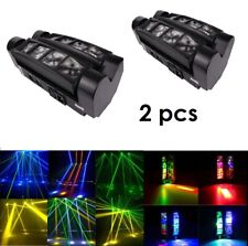 Spider Moving Head Light, DMX-512 Portable Stage Light w/ 54W LED RGBW DJ Light