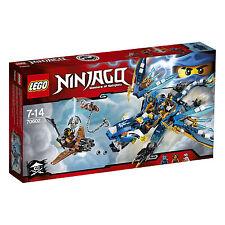 Lego ® Ninjago ™ 70602 Jays elementardracheneu OVP _ Jay 's elemental Dragon New misb