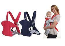 marsupio neonato porta bambino viaggi strada mamma colori rosso blu a scelta