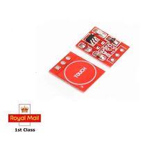 Smart Electronics Jog Type Touch Sensor Module Capacitive Touch Button