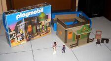PLAYMOBIL 3786 Sheriff's office SCERIFFO WESTERN in box 1994