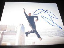 Jason Statham Unterzeichnet Autogramm 8x10 Foto Mechaniker Expendables Promo COA