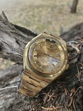Vintage SEIKO BELL-MATIC Automatic 4006-6049.  Alarm Men's Watch 17 Jewels.