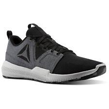 Reebok Mens Hydrorush Athletic Training Shoe Store Return (Blk/Gry,9)