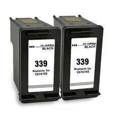 Non-OEM Inks Replace For HP 339 Photosmart 2570 2573 2575 Black Ink Cartridges