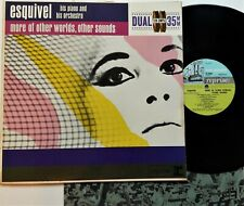 Esquivel & His Orchestra - More Of Other Worlds Other Sounds LP 1962 1st UK
