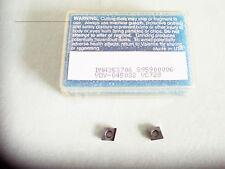 New 2 Pcs - VOV-045032  Grade VC728  Polycrystalline Diamond Inserts Valenite