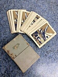 Vintage Rare 1930s Pack Of Playing Cards From Tiffany & Co New York