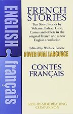 French Stories (Dover Dual Language French) NEW BOOK