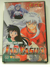 InuYasha DVD Vol. 3: Fathers and Sons 2003 Japanese Anime DVD Acceptable
