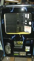Rowe AMI Storm wall mount Neon CD100 jukebox nice