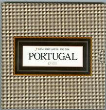 Portogallo insieme delle monete Euro 2008 ( fior conio